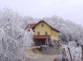 McCutters Organic Residency, Čentiba (рядом с городом Kerkaszentkirály)