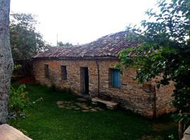 Camping e Casa do Cid, São Thomé das Letras