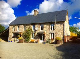 Gite in Normandy with jacuzzi/hot tub, Gavray (рядом с городом La Baleine)