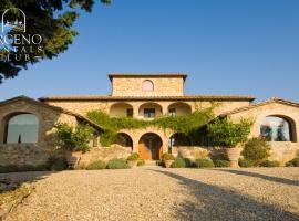 Camparone, Castelnuovo Berardenga (Villa d'Arceno yakınında)