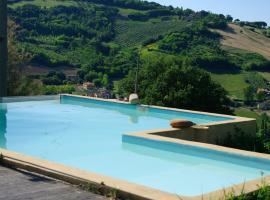 Villa Via Canarecchia, Parrochia di Ripe