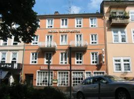 Hotel Malepartus, Bad Schwalbach (Schlangenbad yakınında)