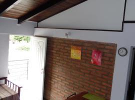 Departamentos La Gringa, El Bolsón (El Foyel yakınında)