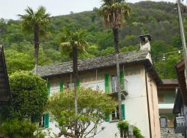 Casa tre Palme, Cavigliano