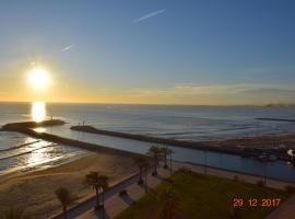 La Vista al mar de Belén