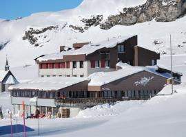 Berghotel Distelboden, Frutt (Gadmen yakınında)