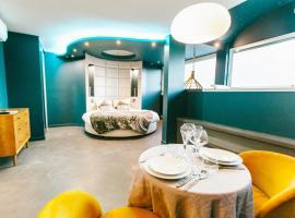 Hôtel Parenthèse Concept Room