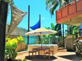 Kakera Apartments, Rarotonga (Ngatangiia yakınında)