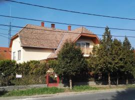 Gabriella Ház, Szólád (рядом с городом Teleki)