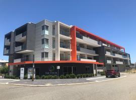 New Fully Furniture Apartment, Perth (Wilson yakınında)