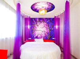 Thank Inn Chain Hotel Jiangsu Xuzhou High Speed Rail Wanda Plaza