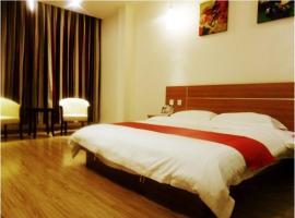Thank Inn Chain Hotel Jiangsu Jiangyin College, Mazhen (Xiagang yakınında)