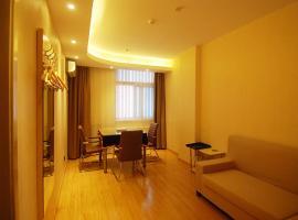 Thank Inn Chain Hotel Hebei Zhangjiakou Xuanhua District People Park, Zhangjiakou (Xuanhua yakınında)