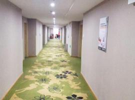 JUNYI Hotel Hebei Cangzhou West High-speed Rail Station, Cangzhou (Zhifangtou yakınında)