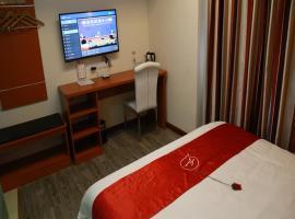 Thank Inn Chain Hotel Hunan Shaoyang Shaodong High Speed Rail Station, Dahetang (Shaoyang County yakınında)