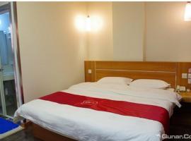 Thank Inn Chain Hotel Henan Xuchang Xiangyang Road, Xuchang (Yuzhou yakınında)