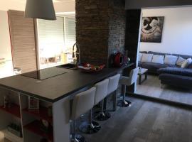 Appartement F3, Люссиана (рядом с городом Borgo)
