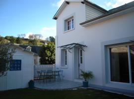 Chez Fanou, Yport (рядом с городом Criquebeuf-en-Caux)