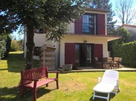 Holiday House Dordogne/Charentes, Écuras (рядом с городом Rouzède)