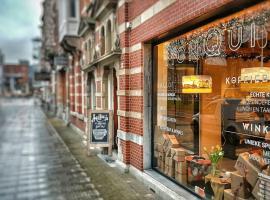 MonQui Boutique Hotel, Den Bosch