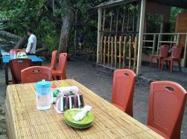 Uri Beach Home Stay & Resto, Pitu