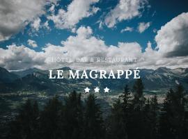 Hôtel Magrappé, Veysonnaz