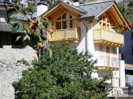 Casa Zebrusius - Bepi&Piera's Suite
