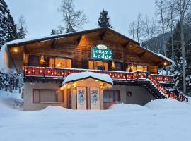 Alpine Village Suites - Cottam's Lodge, Taos Ski Valley