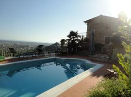 "Villa ""al Colle"", Vallecchia (Riomagno yakınında)"