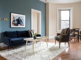 One-Bedroom on Commonwealth Avenue Apt 6