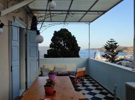 Cypress House Syros