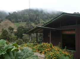 Los Lagos Lodge, San Gerardo de Dota (Providencia yakınında)