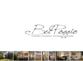 Bel Poggio Country House Standard and Luxury