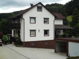 Feriendomizil Ferienwohnung RW1, Mörlenbach (Wald-Michelbach yakınında)