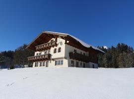 Gästehaus Davidbauer, Haus im Ennstal