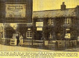 The Plough Inn, Honiley