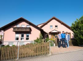 Weingut und Gästehaus Wetzler, Vendersheim
