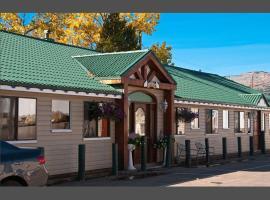 Dancing Bears Inn, East Glacier Park