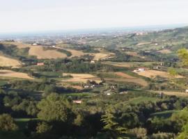 Casa legno e lana, Sogliano al Rubicone (Santa Paola yakınında)