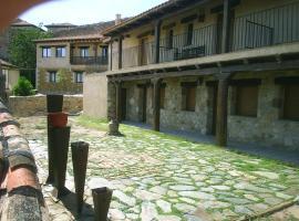 Casas Rurales Leonor de Aquitania, Atienza (Miedes de Atienza yakınında)