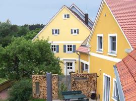 Ferienhaus Höllbachtal, Ansbach (Aurach yakınında)