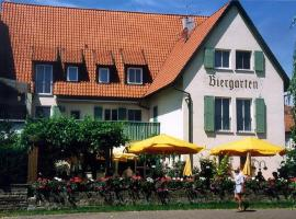 Gästehaus Zehntgraf, Wipfeld (Hausen yakınında)