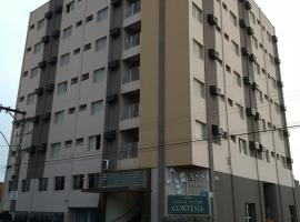 Assi Palace Hotel, Mirassol (Near José Bonifácio)