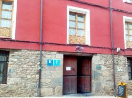 Posada Santa Rita, Enciso (El Villar yakınında)