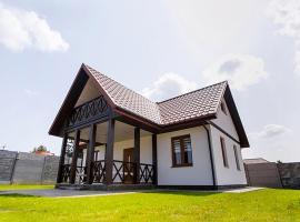 Best cottage with Sauna, Grodno (Stetski yakınında)