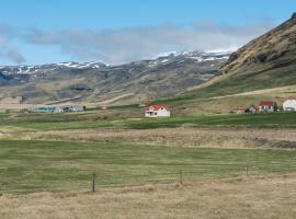 Rauðafell 1, Holt
