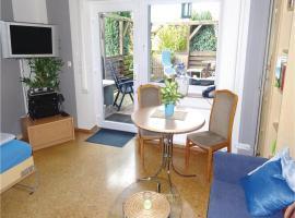 One-Bedroom Apartment in Bodenwerder, Bodenwerder (Dölme yakınında)