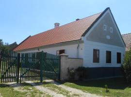 Héttörpe Szállás, Barnag (рядом с городом Tótvázsony)