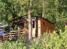 One-Bedroom Holiday Home in Vranov nad Dyji, Vranov nad Dyjí (Hessendorf yakınında)