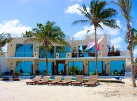 Casa Morph Hotel, El Cuyo